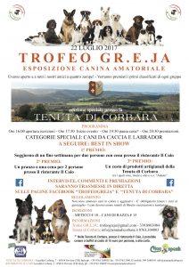 Trofeo Gr.e.ja – Esposizione canina amatoriale