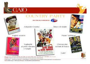 Country Party al Caio