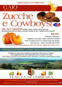 Zucche e Cowboys